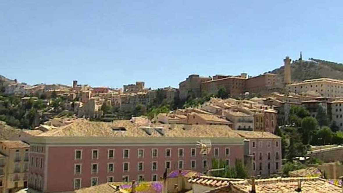 Cielos poco nubosos. Temperaturas significativamente altas en Murcia