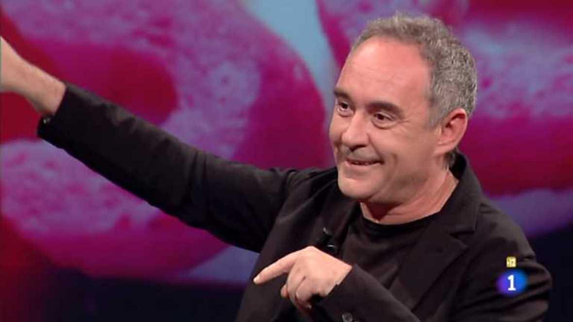 Entrevista a la carta - Ferran Adrià - ver ahora