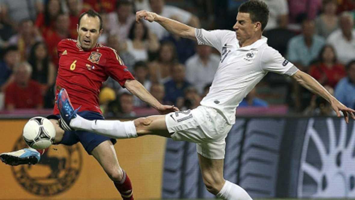 El España-Francia, clasificatorio para el Mundial 2014, se juega el 16 de octubre