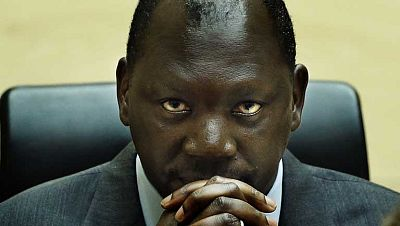 Condenado a 14 años de prisión a Thomas Lubanga por el drama de los niños soldado