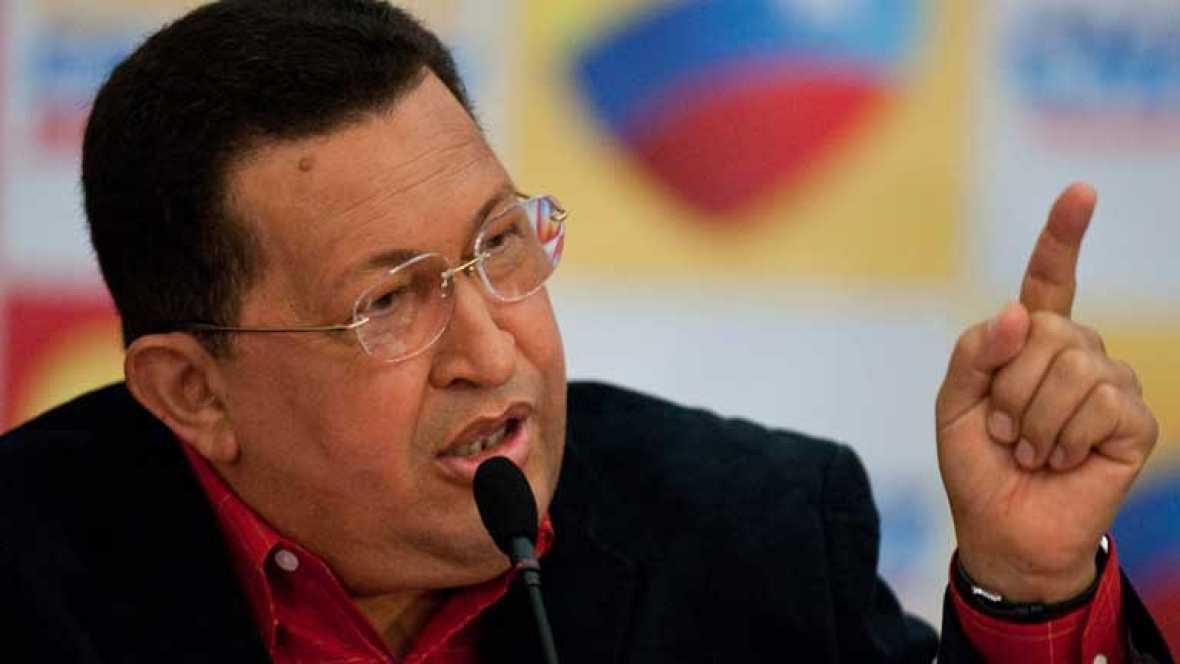 Hugo Chávez asegura que ha conseguido vencer al cáncer y se prepara para las elecciones