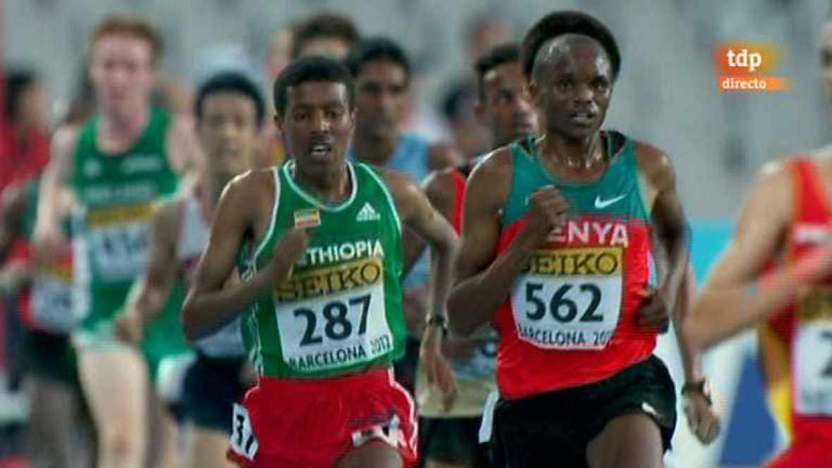 Atletismo - Campeonato del Mundo Júnior, 2 - 10/07/12 -  Ver ahora