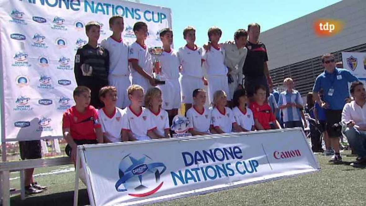 Fútbol alevín - Danone Nations Cup - Ver ahora