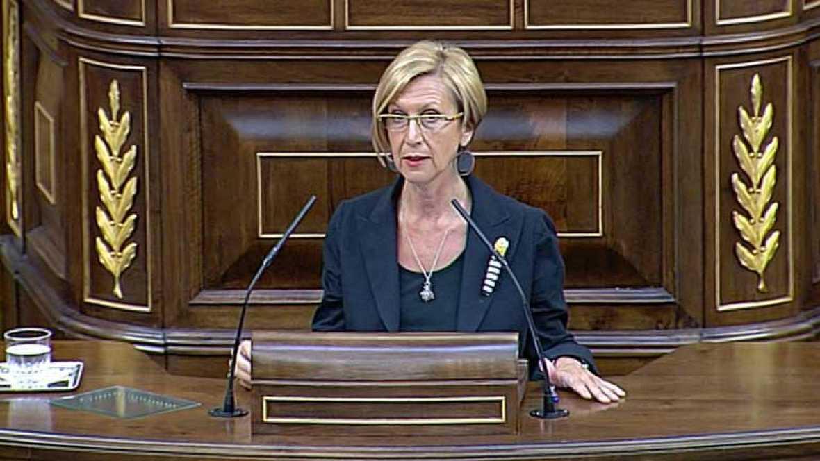 El resto de los grupos de la oposición critican la subida del IVA