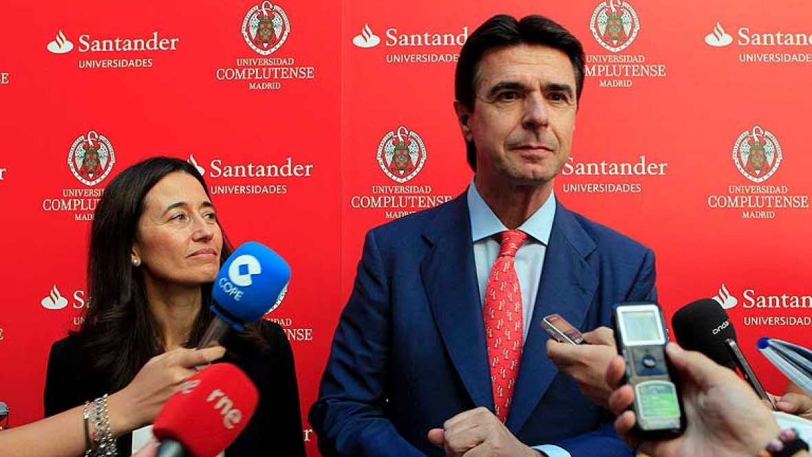 """Soria asegura que es """"metafísicamente imposible"""" elevar las ayudas en el sector minero"""