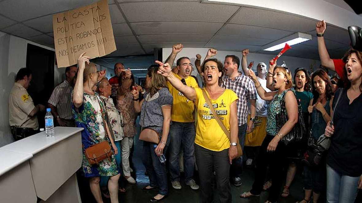 Los sindicatos de la función pública rechazan las medidas anunciadas por Rajoy