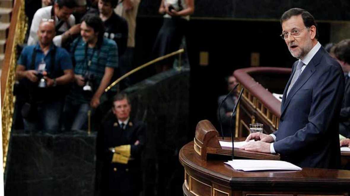 Telediario Matinal en cuatro minutos - 12/07/2012