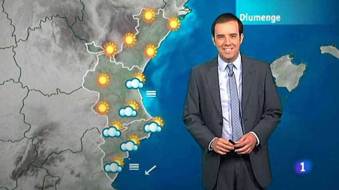 El tiempo en la Comunidad Valenciana - 13/07/12 - Ver ahora