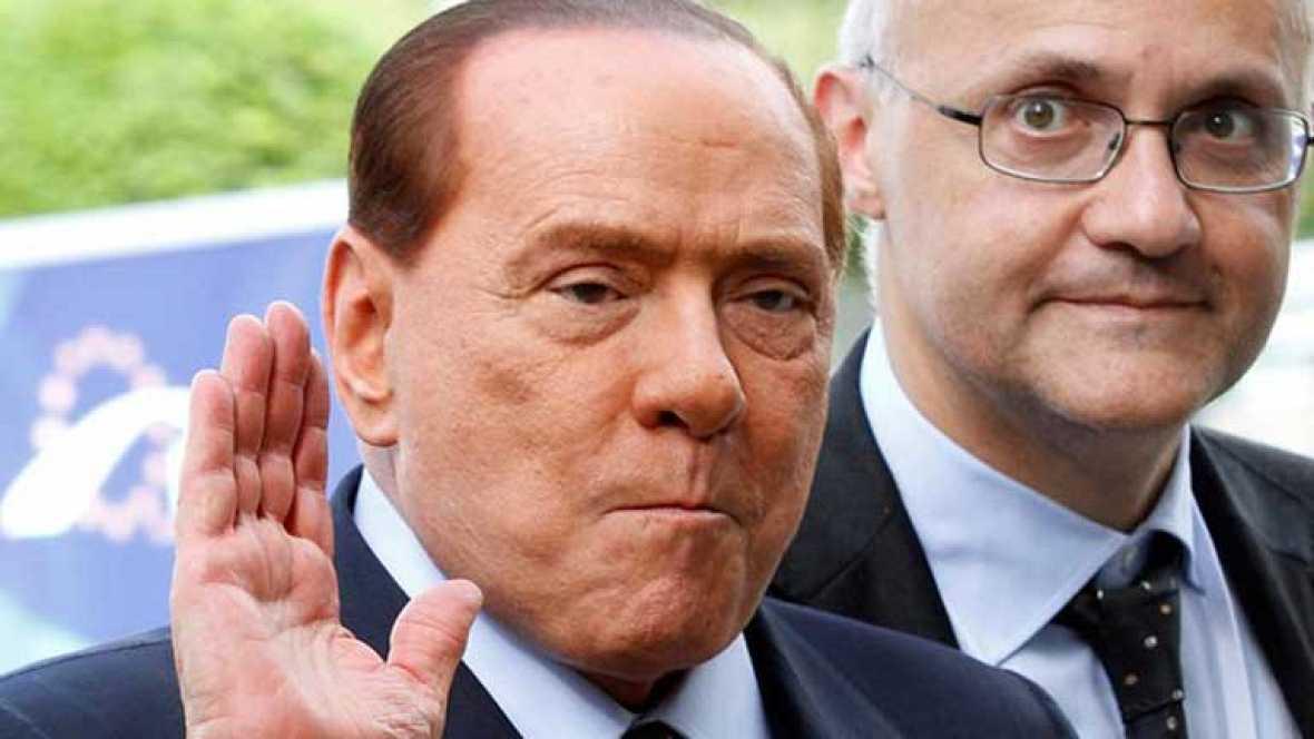 Berlusconi será cabeza de lista de su partido para el 2013