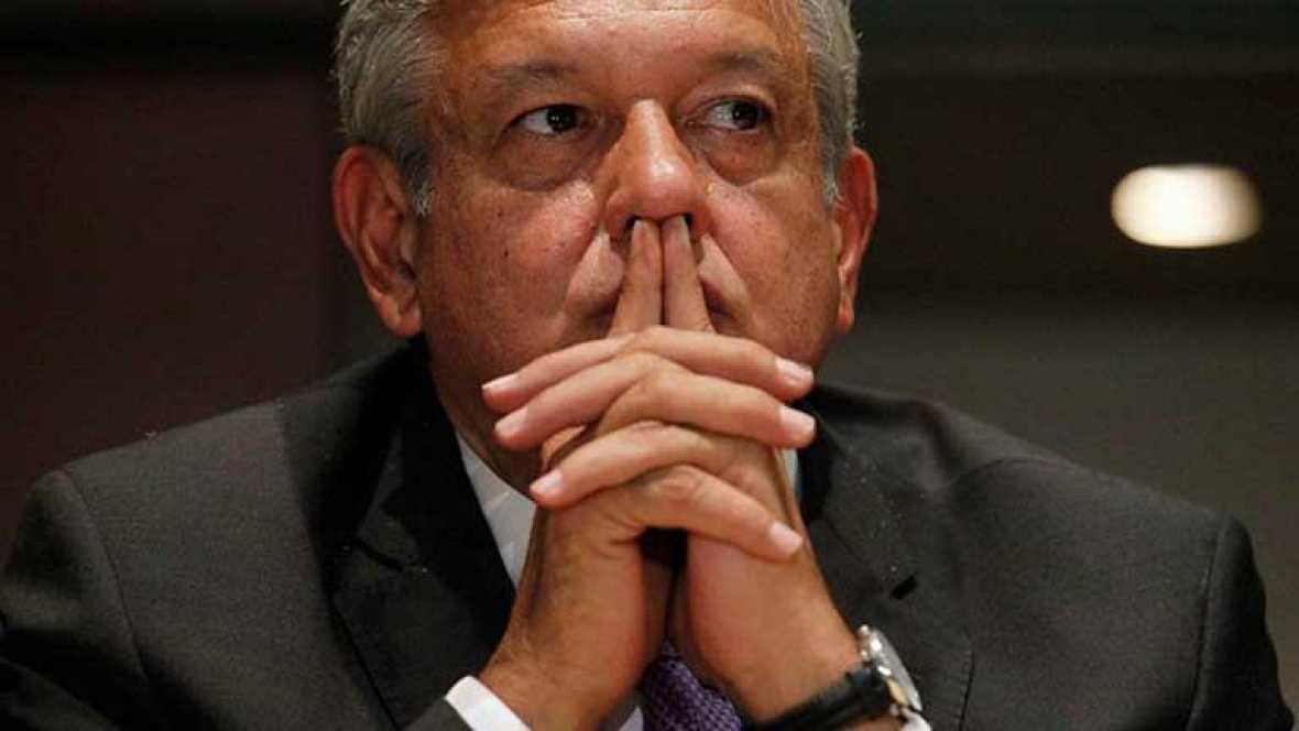 En México, López Obrador recurre judicialmente el resultado de las elecciones