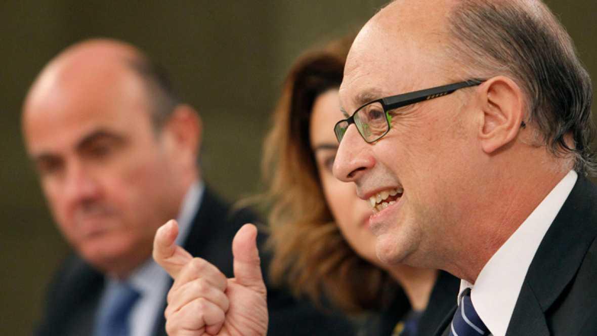 Montoro anuncia que la subida del IVA será efectiva el 1 de septiembre