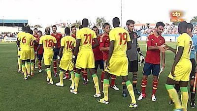 Fútbol - Preparación Preolímpica de la Selección española: España - Senegal - Ver ahora