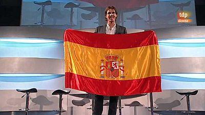Londres 2012 - Presentación de Rafa Nadal como abanderado del equipo olímpico español - Ver ahora