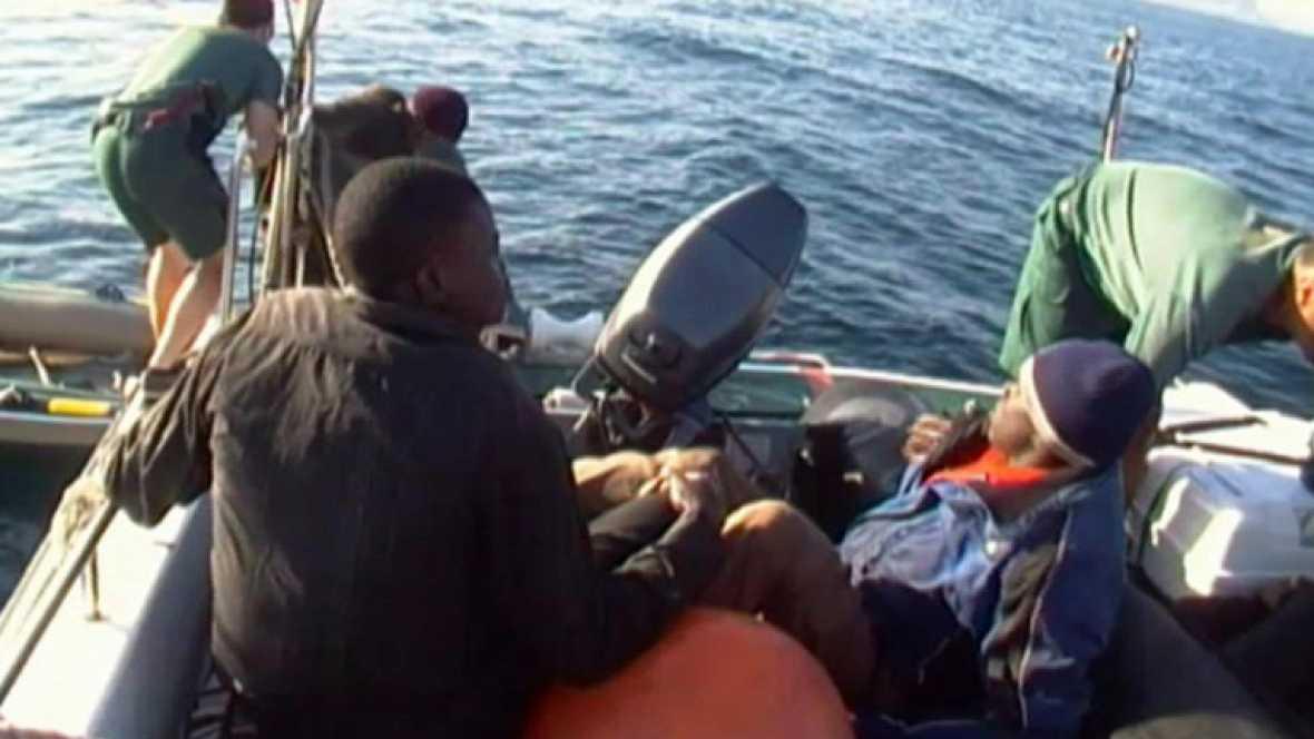 España y Marruecos cooperan en la vigilancia del paso del estrecho