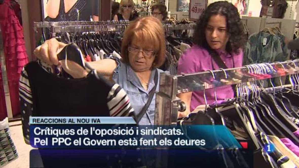 L'Informatiu Cap de Setmana - 14/07/2012
