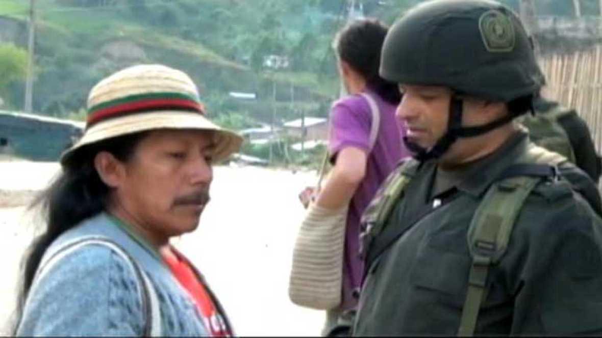 Víctimas inocentes en los años de conflicto armado en Colombia