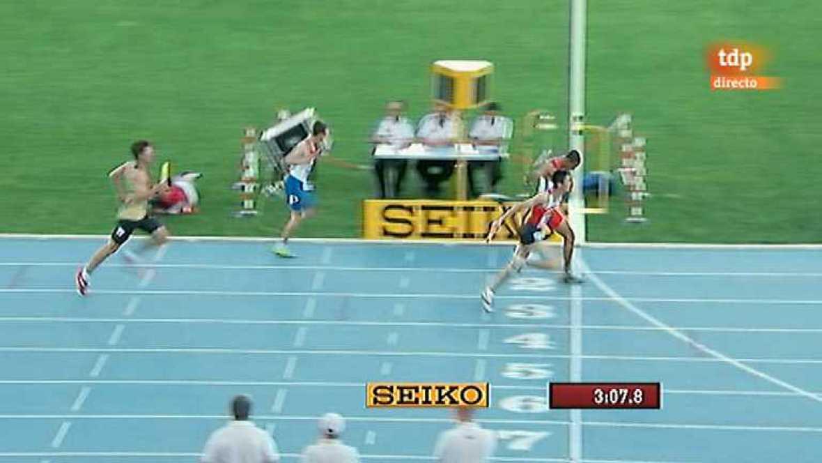 Atletismo - Campeonato del Mundo Júnior, 1 - 14/07/12 - Ver ahora