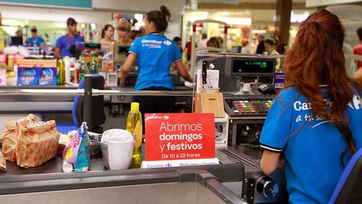 En la Comunidad de Madrid los comercios pueden abrir 24 horas