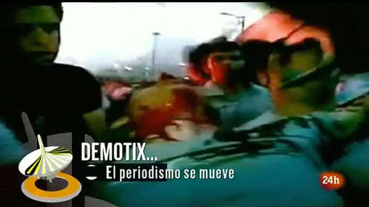 Demotix, periodismo ciudadano en movimiento