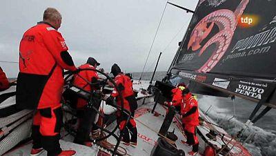 Vela - Volvo Ocean Race - Resumen 9ª etapa - Ver ahora