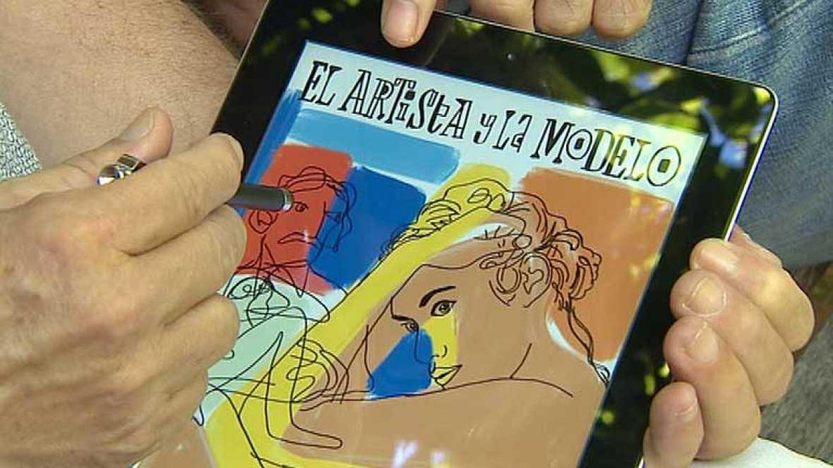 Trueba y Javier Mariscal unen sus fuerzas en la película ¿El artista y la modelo¿