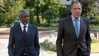Rusia vetará en el Consejo Seguridad de la ONU la amenaza de sanciones contra el régimen sirio