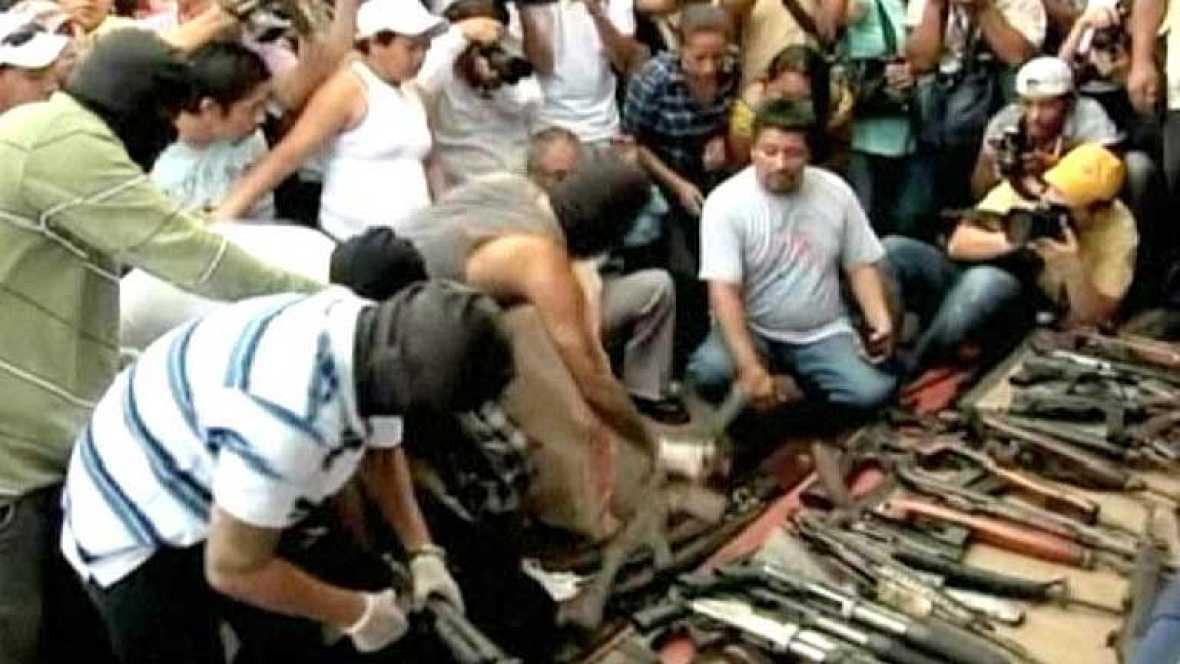 Las maras de El Salvador quieren convertir la tregua en un proceso de paz
