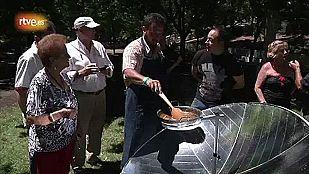 Conectando España - Abla - Cocina solar