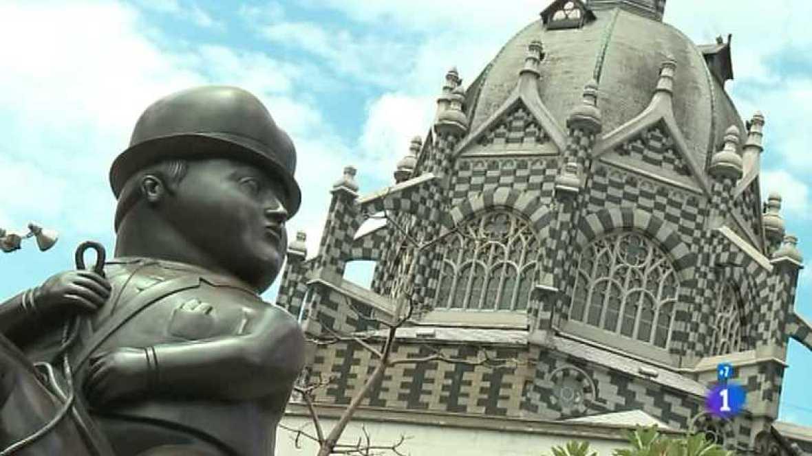 Españoles en el mundo - Medellín - ver ahora