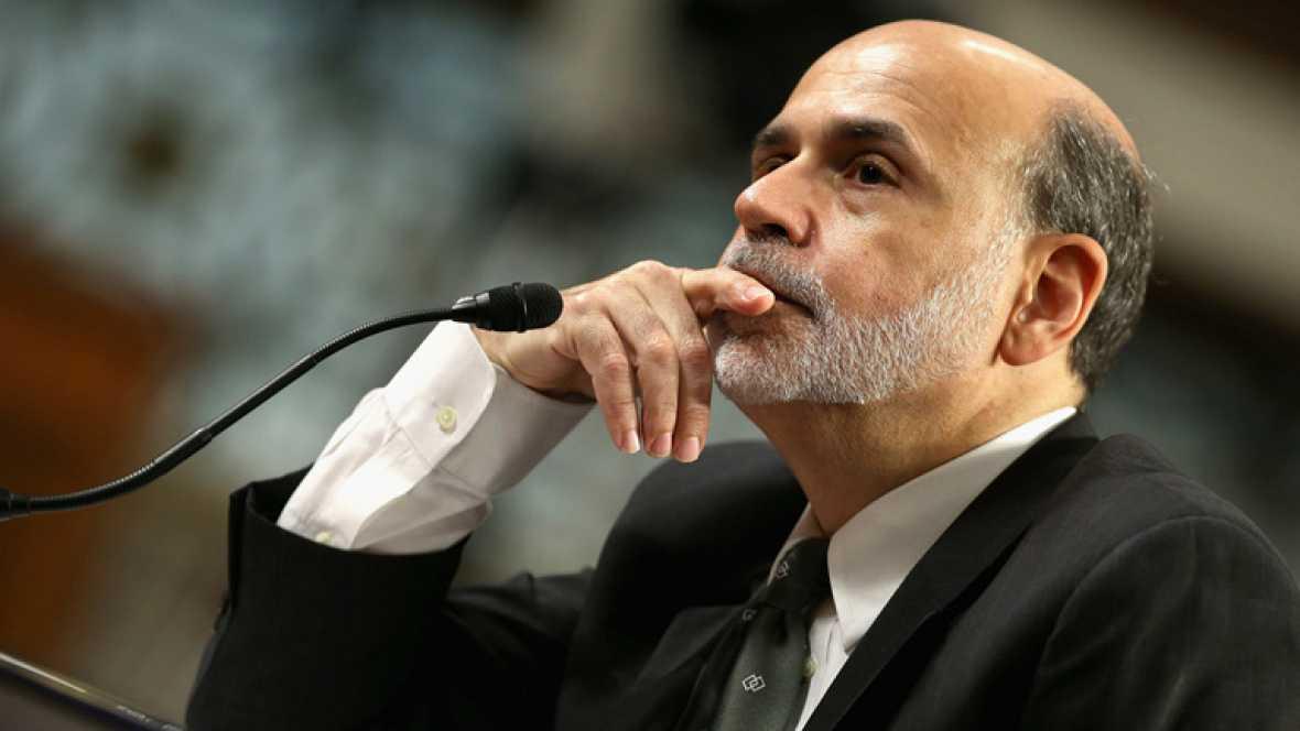 Bernanke avisa de que los acuerdos europeos sobre España no han calmado a los mercados