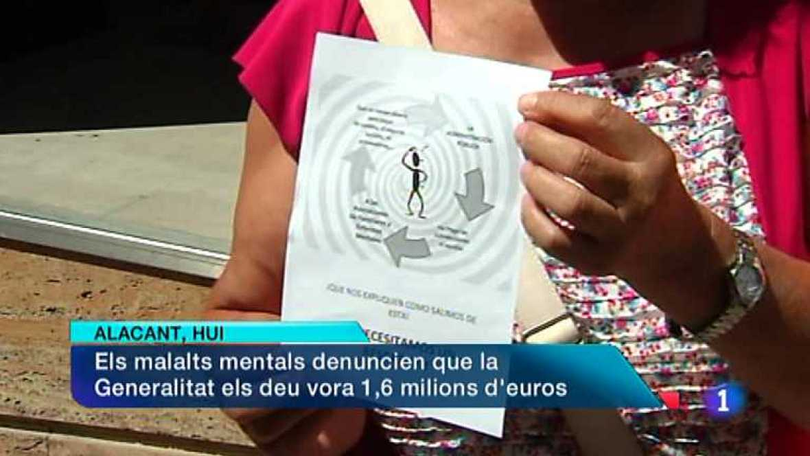 L'Informatiu - Comunitat Valenciana - 18/07/12 - Ver ahora