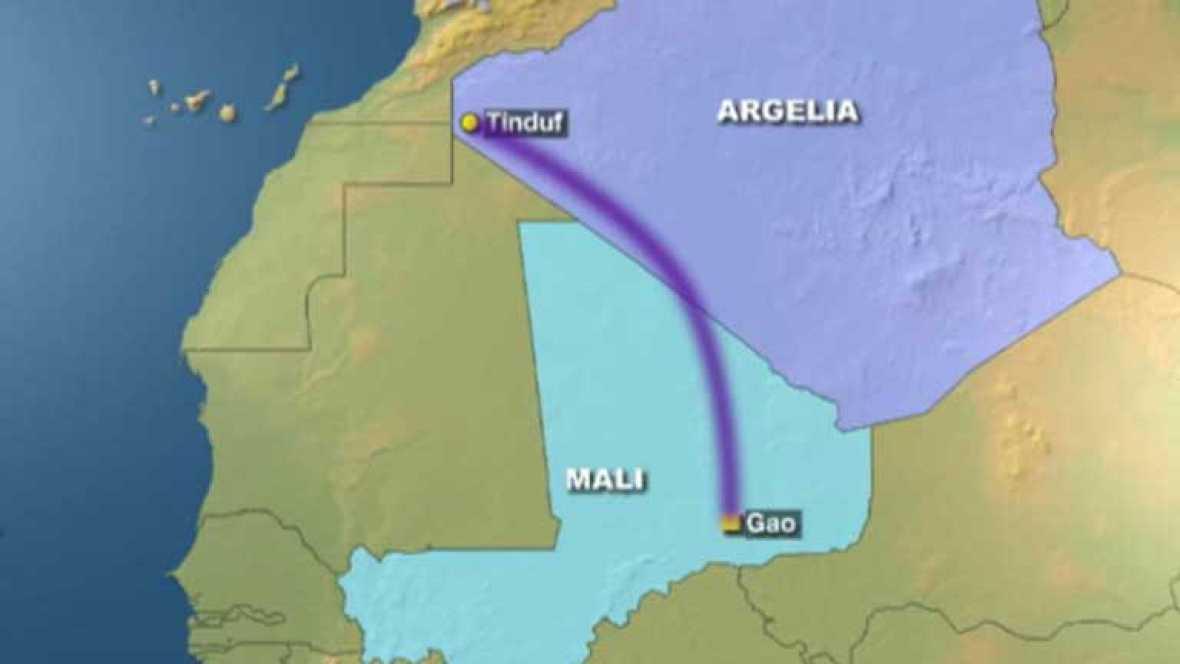 Liberados los dos cooperantes españoles secuestrados en Tinduf