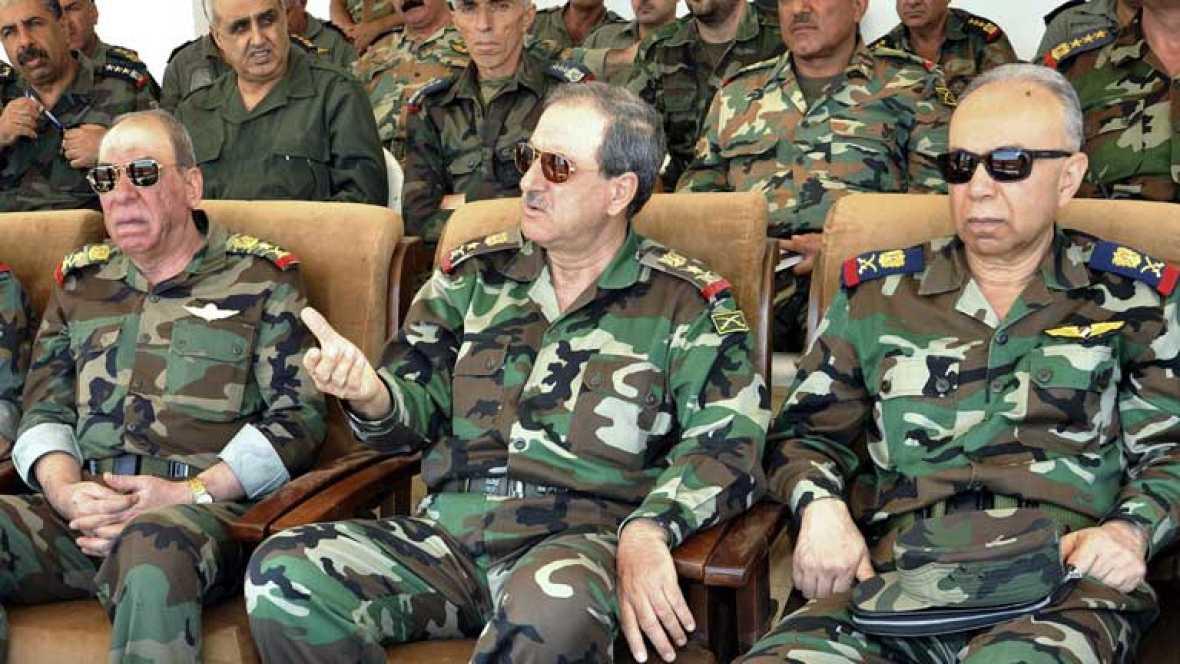Asesinados el ministro y viceministro de defensa Sirio en un atentado en Damasco