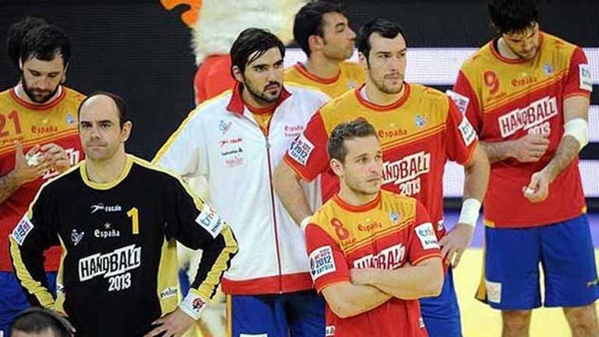 La selección española masculina de balonmano se enfrentará a Croacia, Hungría, Argelia, Egipto y Australia en la primera fase del Campeonato del Mundo 2013, que se celebrará en España.