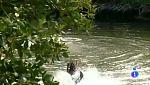 Corazón apasionado - Marielita salva a Ramiro en el río