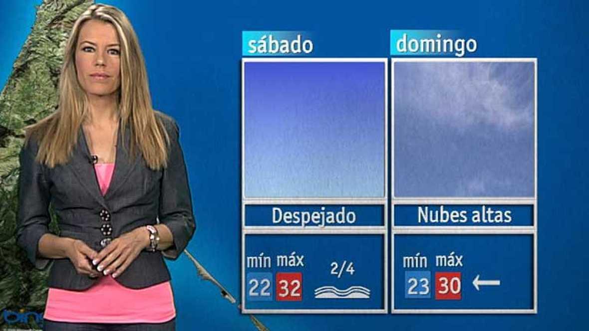 El tiempo en Melilla - 20/07/12