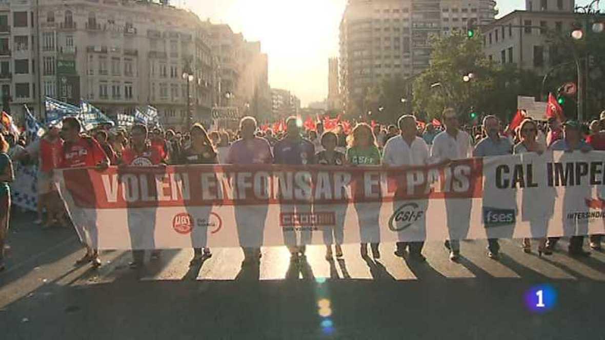 L'Informatiu - Comunitat Valenciana - 20/07/12 - Ver ahora