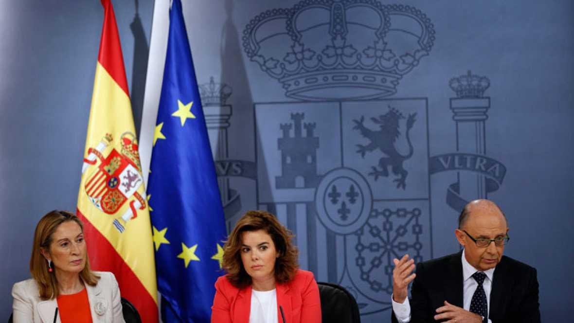 La economía española seguirá en terreno negativo en 2013