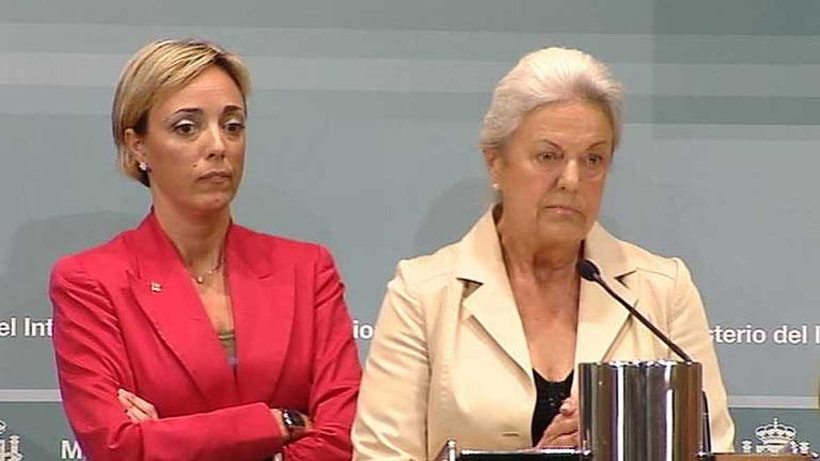 La viuda de Publio Cordón agradece que no se haya dejado de investigar en estos 17 años