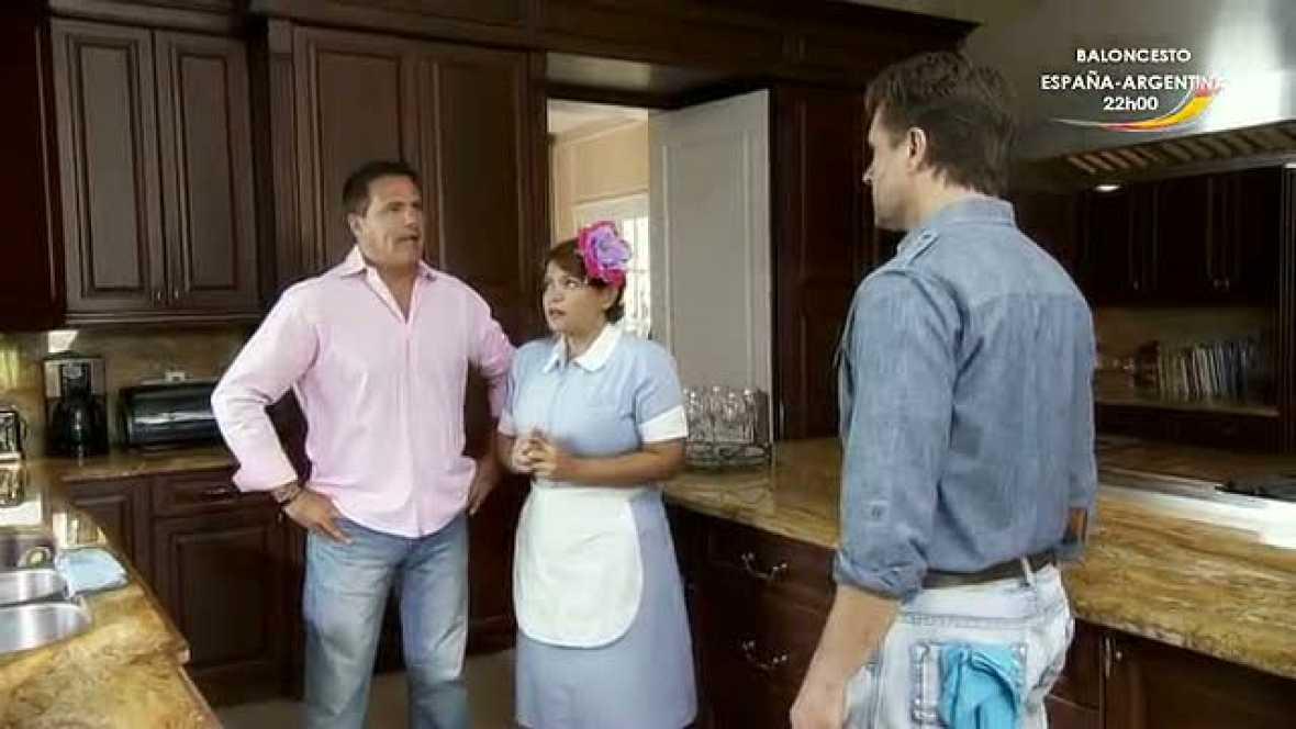 Armando y Álvaro discuten por el amor de Patricia