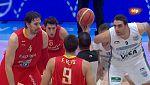 Baloncesto - Gira Preolímpica de la Selección española: España - Argentina