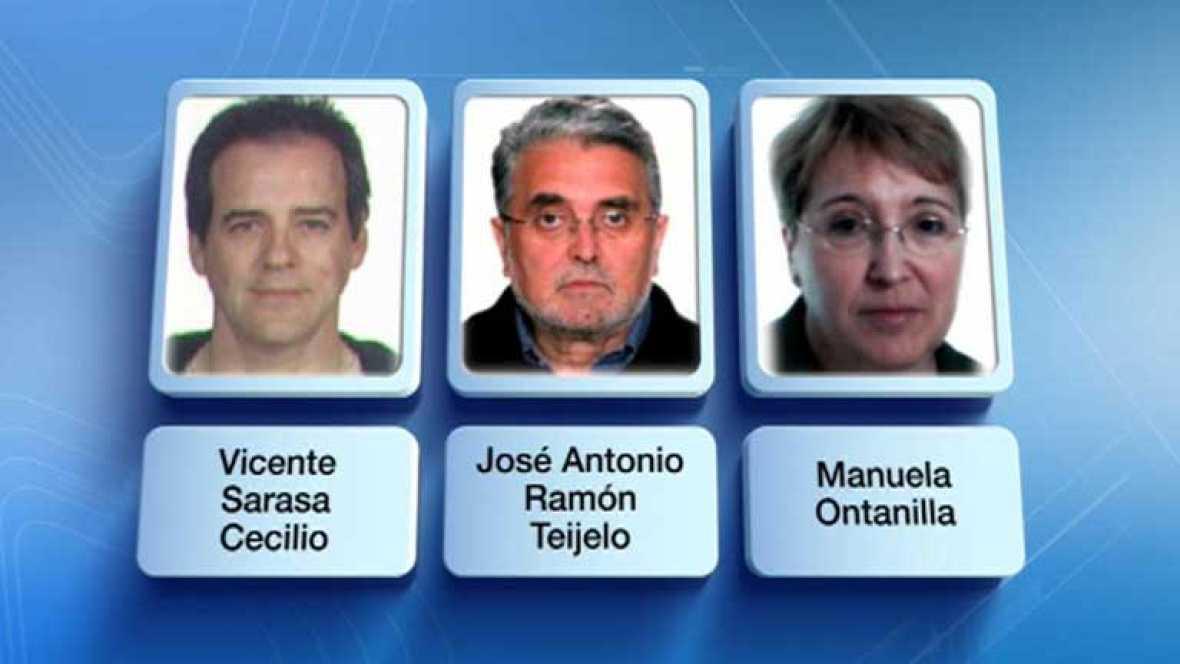 Libertad bajo fianza para dos de los tres GRAPO detenidos