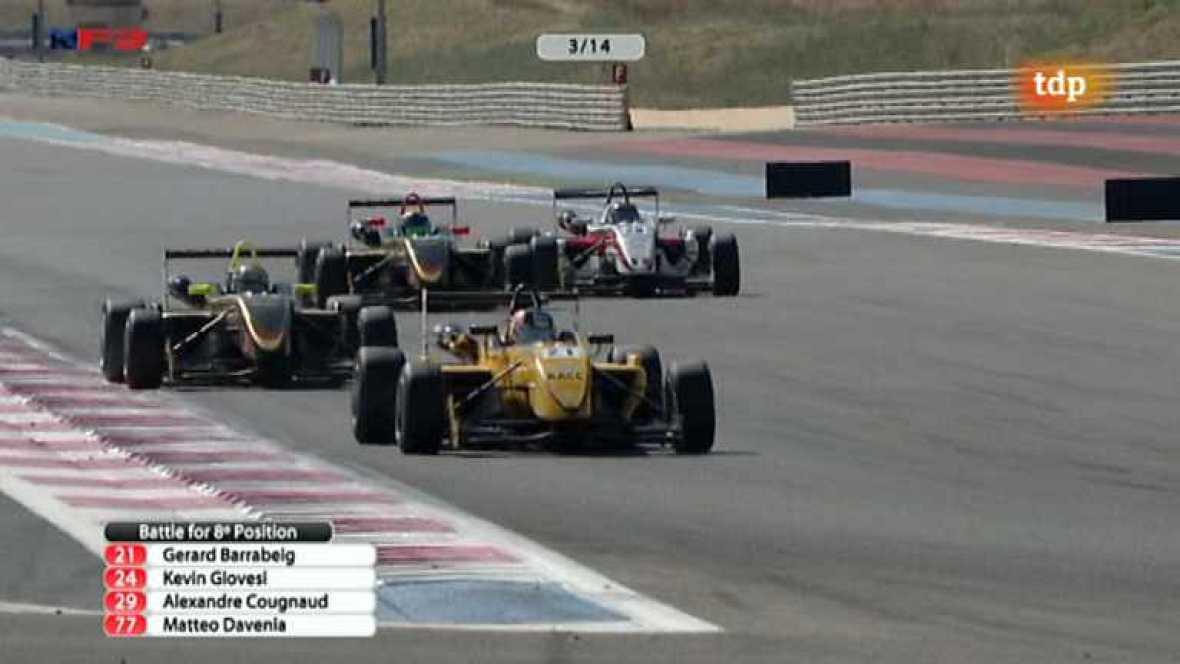 Automovilismo - European F3 - 1ª carrera desde Paul Ricard - ver ahora