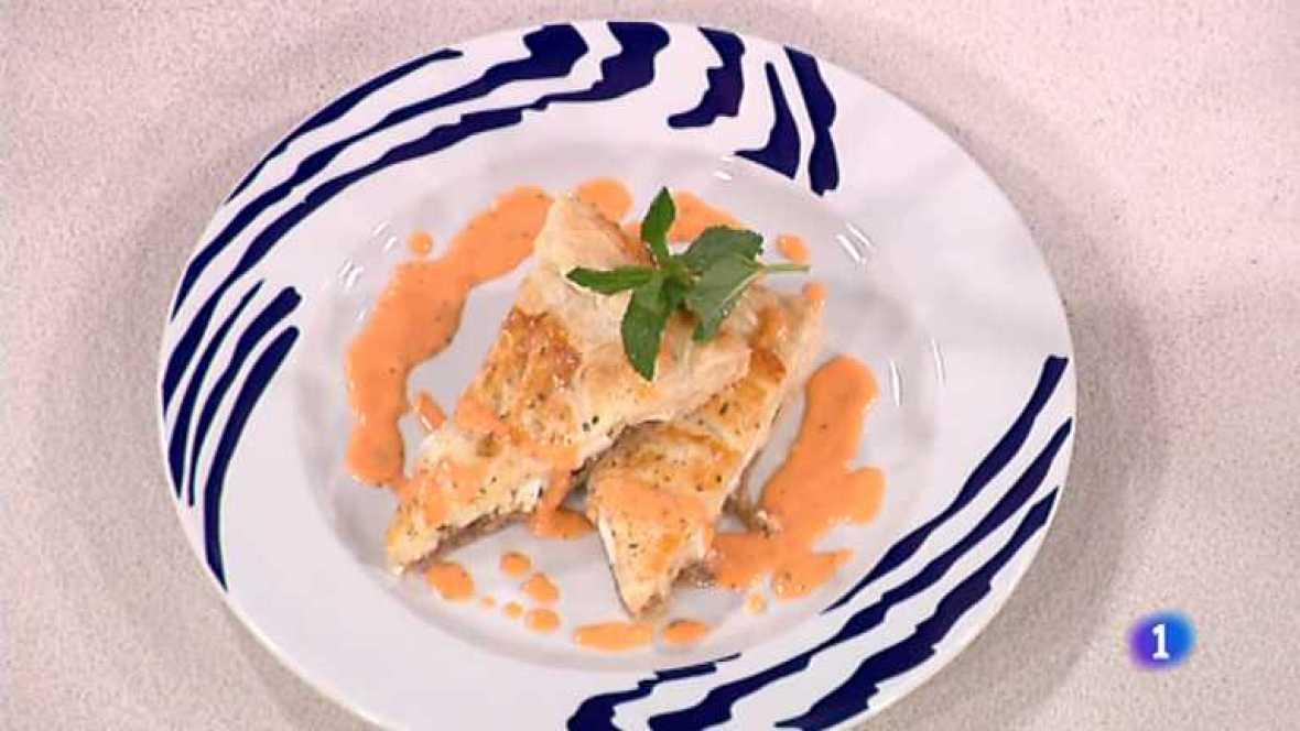 Cocina con Sergio - Empanada de ternera encebollada a los cuatro quesos - ver ahora