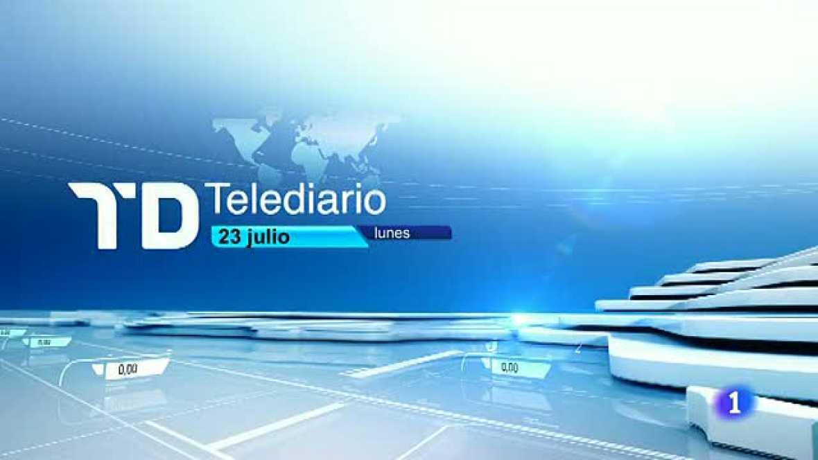 Telediario matinal 4' - 23/07/12