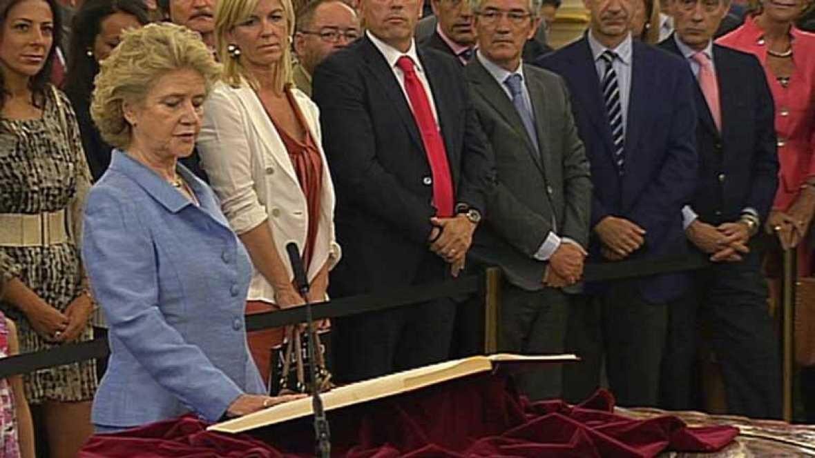 Se cierra la renovación del Tribunal Constitucional, con cuatro nuevos magistrados