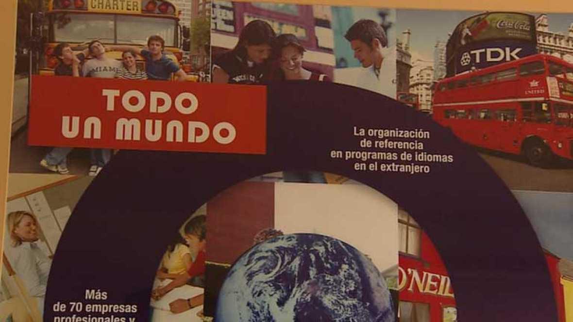 Aumenta un 8% el número de españoles que sale a estudiar al extrajero