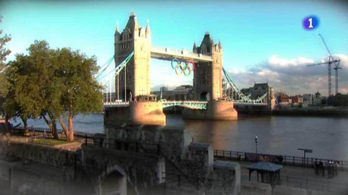 Londres en juego - 23/07/12 - ver ahora