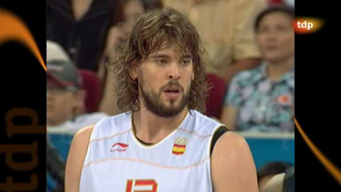 Londres 2012 - Pekín 2008. Baloncesto: Final España - EEUU - ver ahora