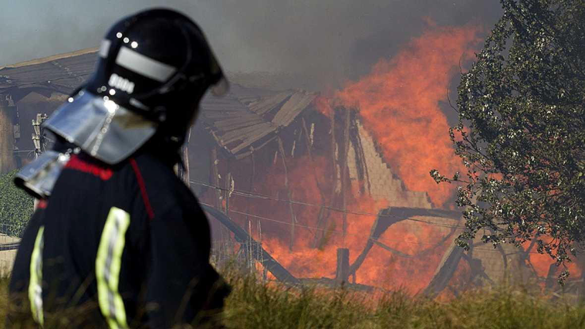 Un juez de figueres abre diligencias por los dos incendios - El tiempo en figueres ...